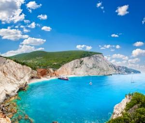 Το Πόρτο Κατσίκι. Μία από τις πιο διάσημες παραλίες της Ελλάδας.