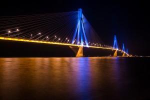Η γέφυρα Ρίου-Αντιρρίου που διέσχησαν 2.404 μοτοσυκλετιστές