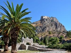 Το περίφημο Κάστρο στο Παλαμίδι