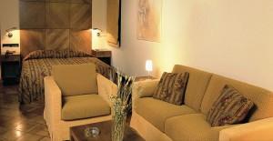 Το Deluxe δωμάτιο του Avaris Hotel