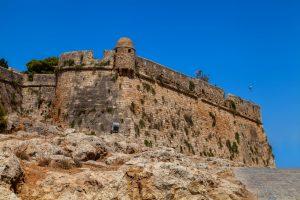 Το Κάστρο της Φορτέτζας στο Ρέθυμνο