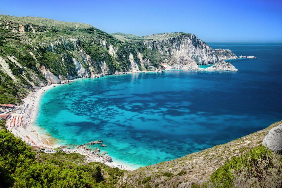 ομορφότερες παραλίες της κεφαλονιάς