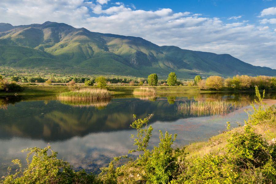 λίμνη κερκίνη Σέρρες