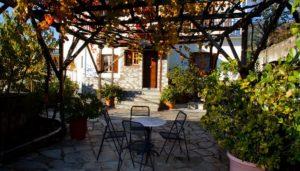 Το Erofilis Home στην Πορταριά Πηλίου