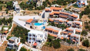 Το 4* Creta Suites Resort στην Ιεράπετρα