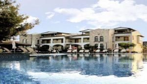 Το 4* Lesse Hotel στη Χαλκιδική