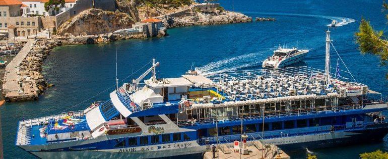 κρουαζιέρα στο Σαρωνικό platinum cruises