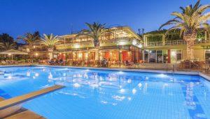 Το 4* Golden Sand Hotel στη Χίο