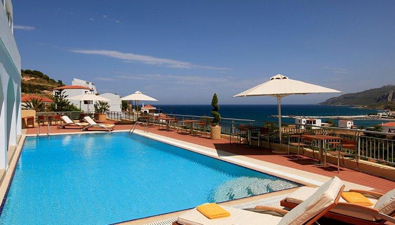 Το Kythea Resort - Κύθηρα
