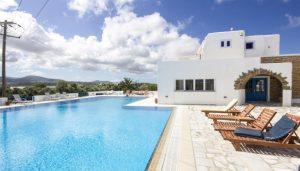 Το Naxos Holidays Hotel