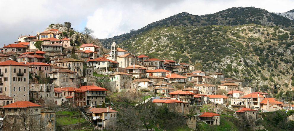 Το Μαίναλο και τα χωριά του