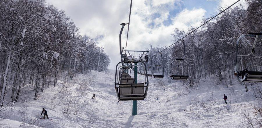 εξορμήσεις σε χιονοδρομικά κέντρα