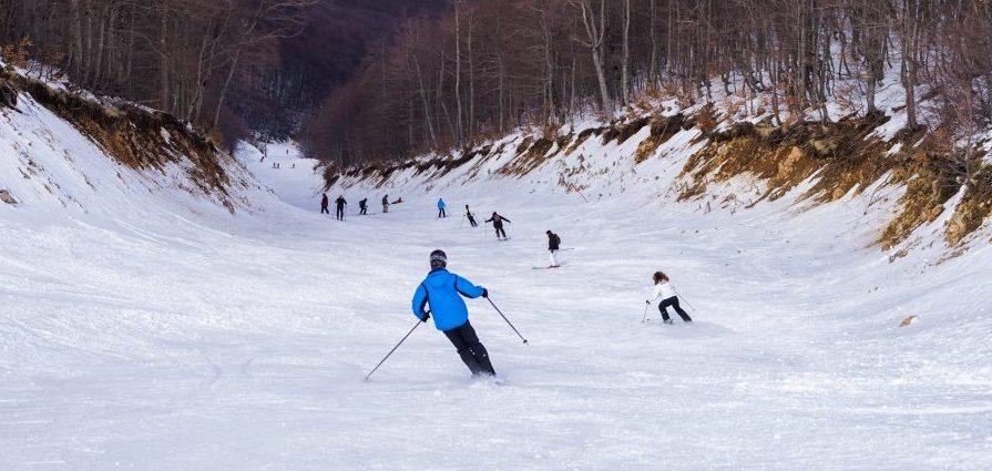εξορμήσεις στα χιονοδρομικά κέντρα