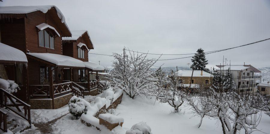 χειμερινές εξορμήσεις στο βουνό