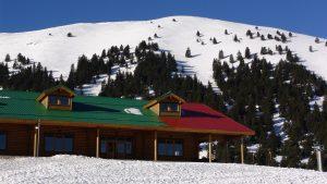 Το χιονοδρομικό κέντρο Καλαβρύτων