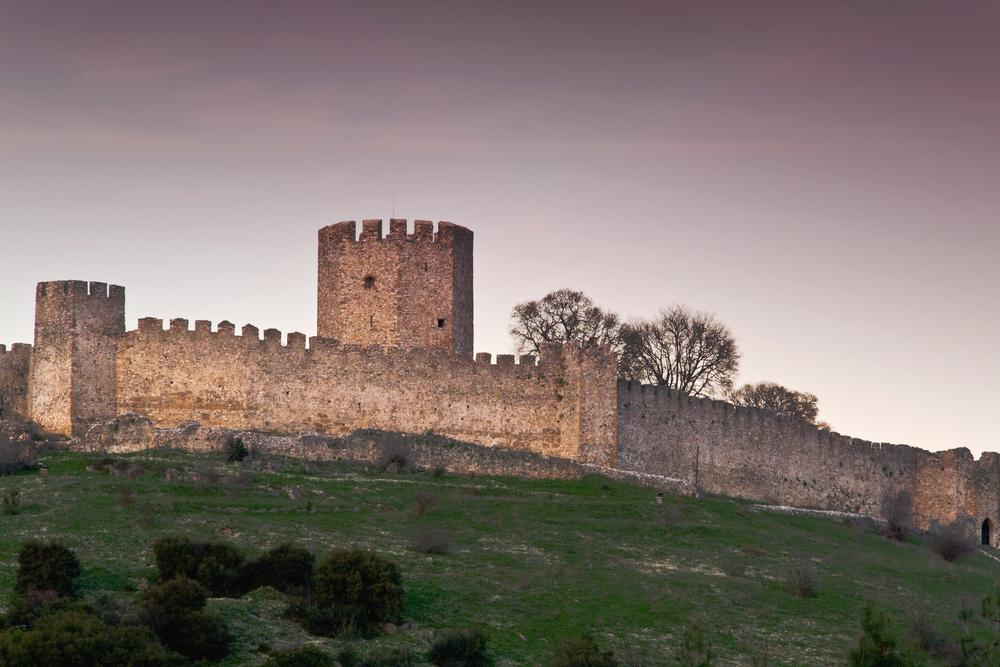 Το Κάστρο του Πλαταμώνα στην Πιερία
