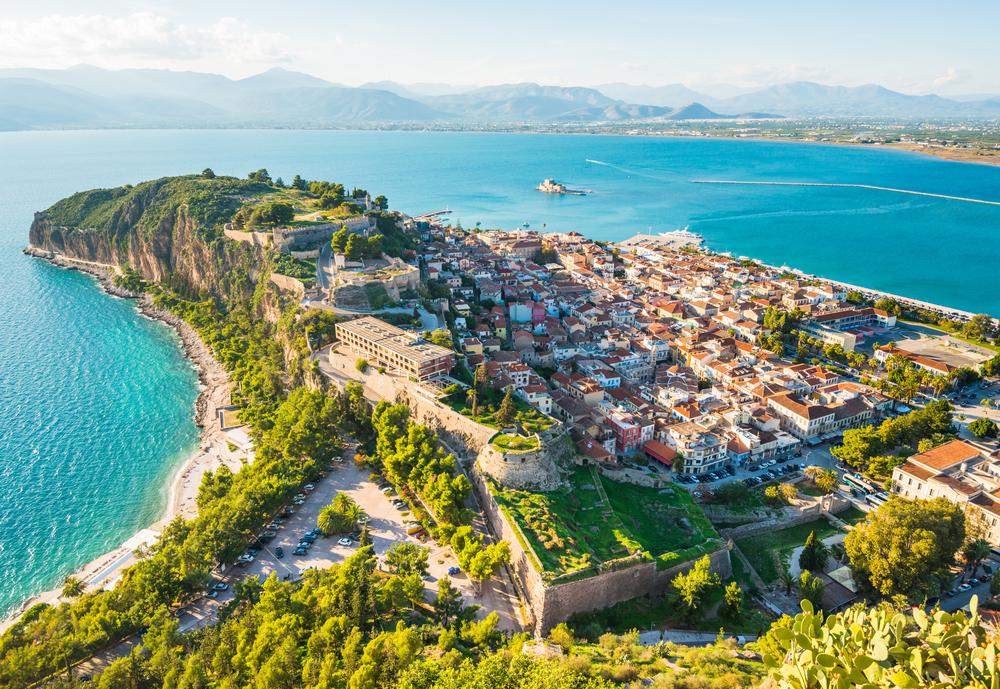 Το Πανέμορφο Ναύπλιο στην Πελοπόννησο