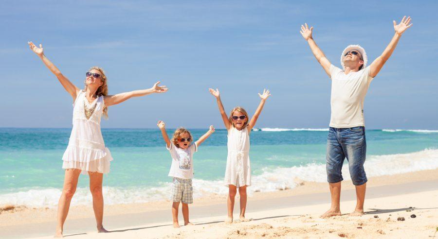 διακοπές family friendly