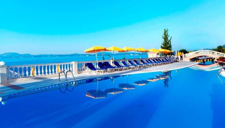 Το 4* Sunshine Corfu Hotel & Spa