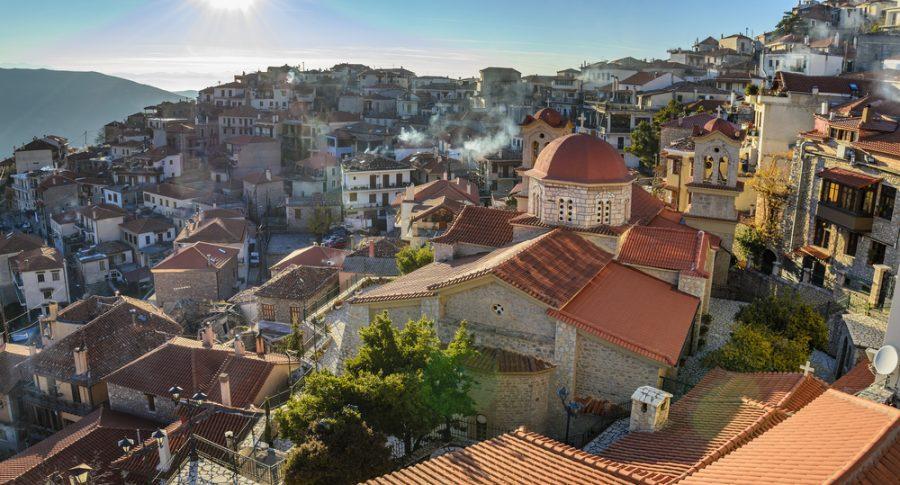 αποδράσεις τον Οκτώβριο από την Αθήνα