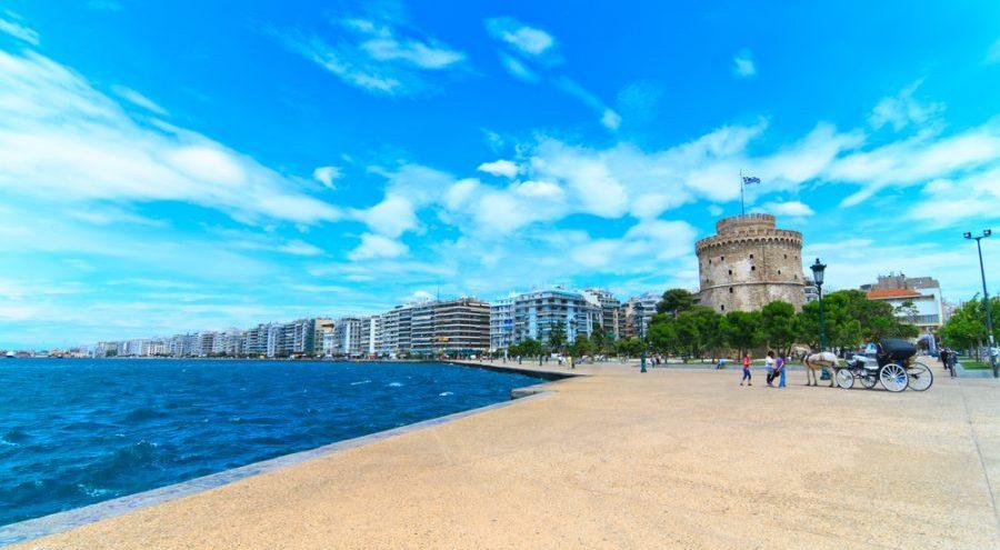 28η Οκτωβρίου στη Θεσσαλονίκη
