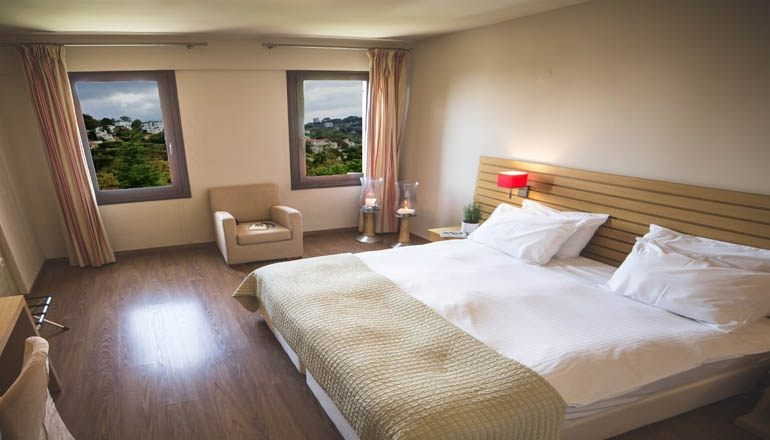 4* Portaria Hotel φθινοπωρινό πήλιο