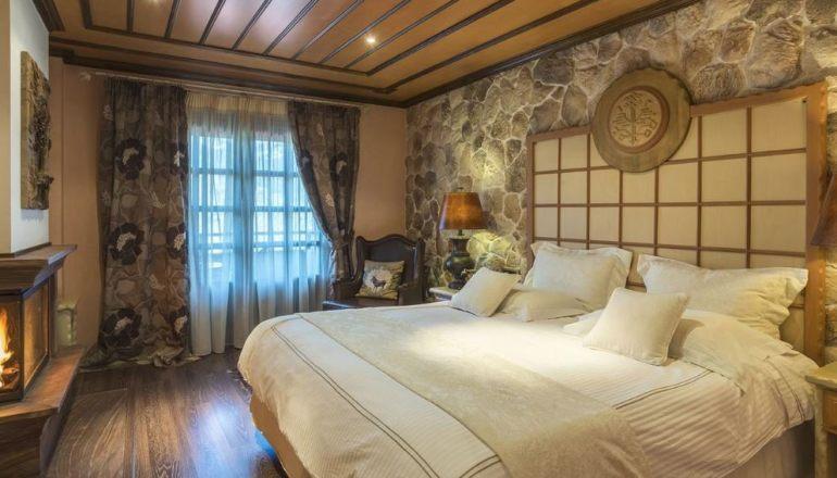 Το Aroma Dryos Eco & Design Hotel στο Μέτσοβο - Φθινόπωρο στο Μέτσοβο