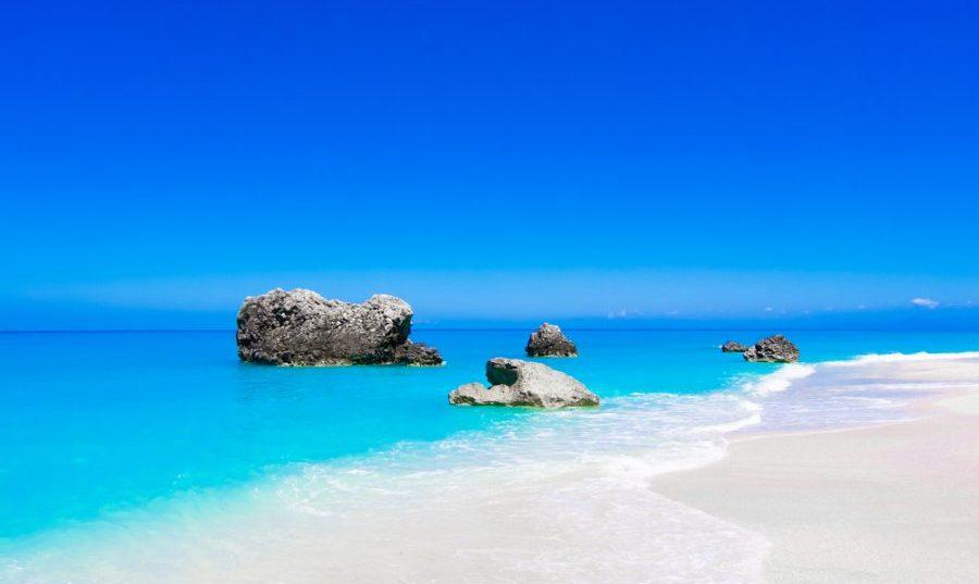 Λευκάδα οι τοπ παραλίες