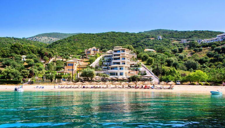 4* Prima Vista Boutique Hotel Ξενοδοχεία στα Σύβοτα