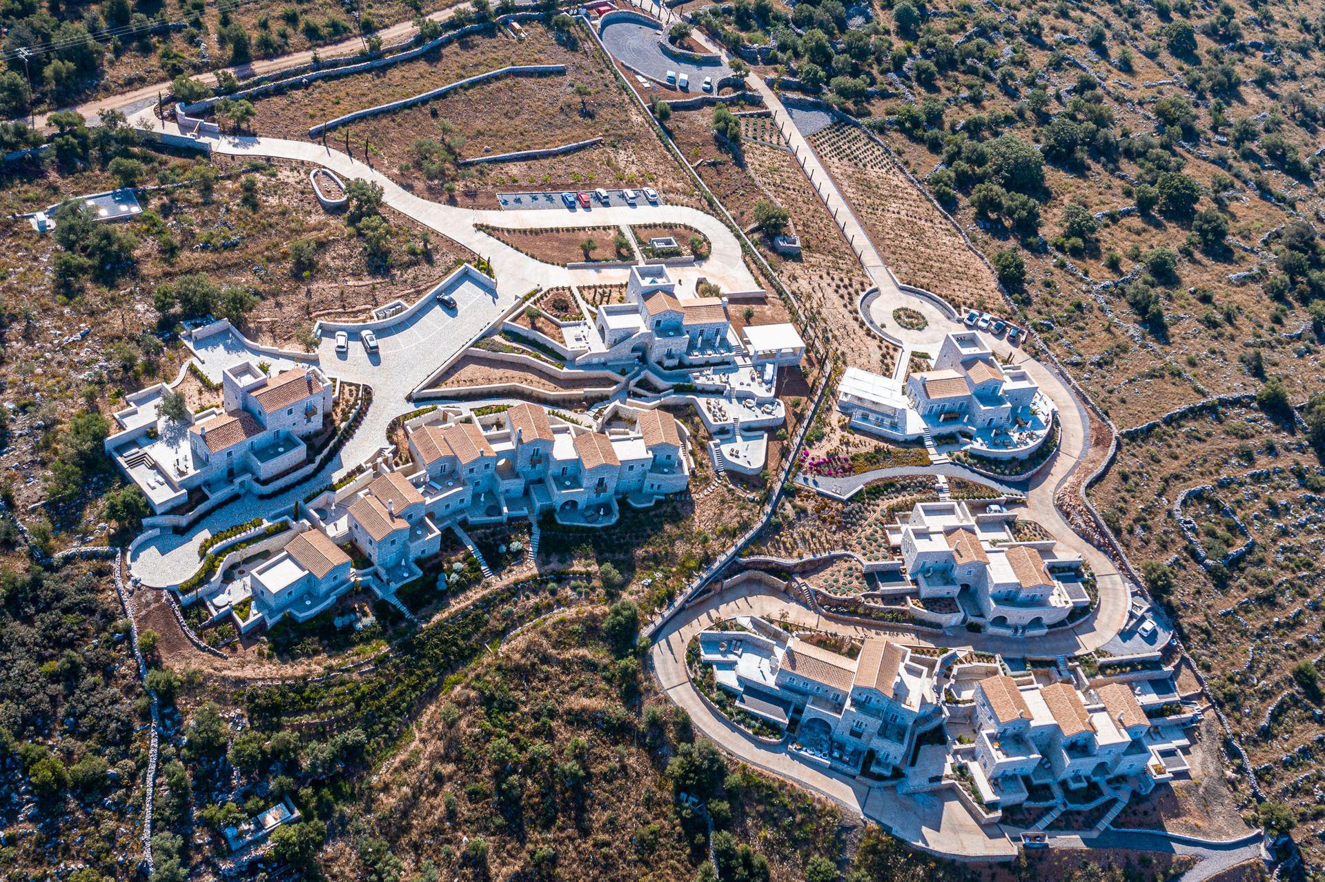 Aria Estate Suites & Spa - Μάνη εικόνα