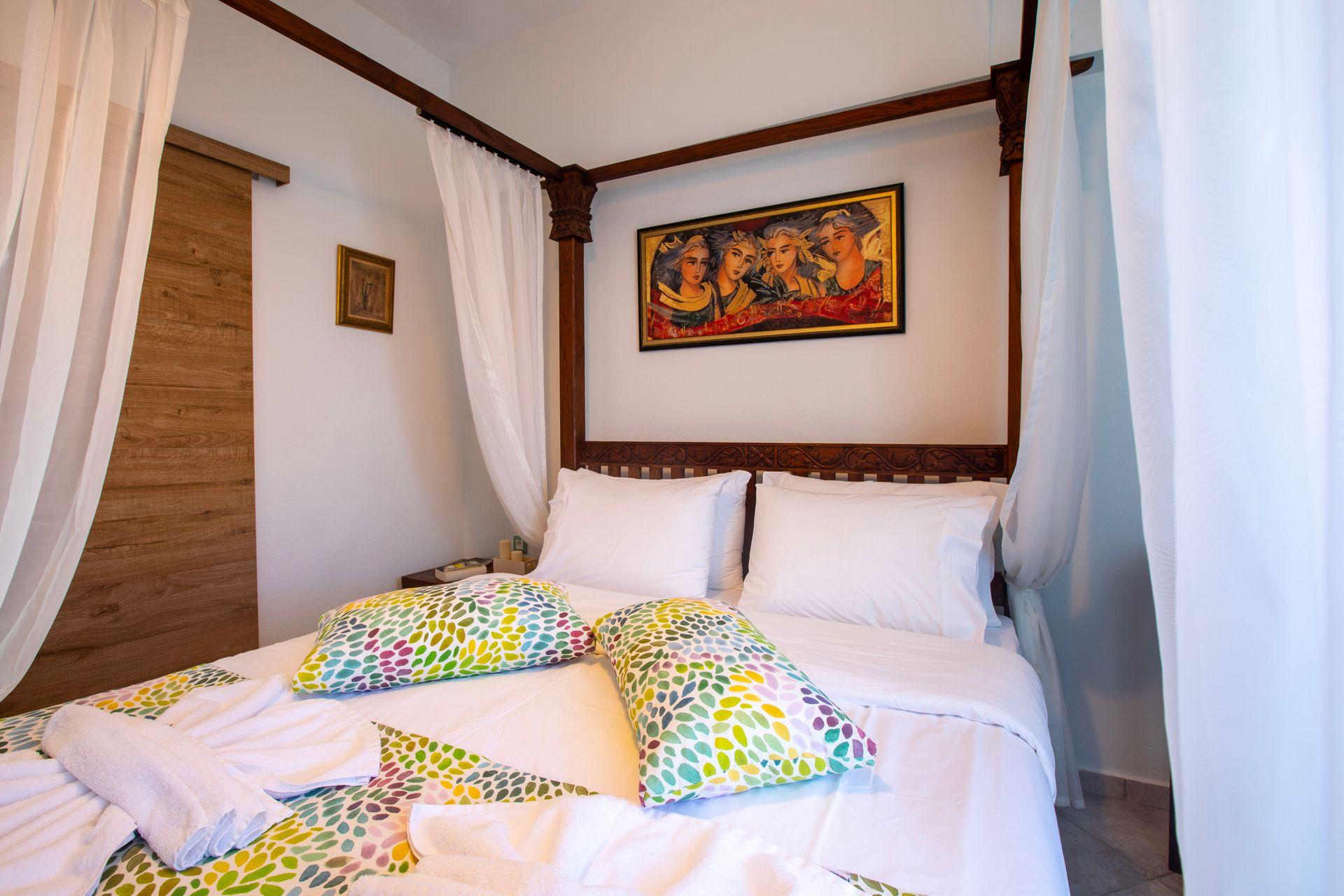 Kastro Apartments Crete -Ρέθυμνο, Κρήτη ✦ 2 Ημέρες (1 Διανυκτέρευση) ✦ έως 4 άτομα ✦ Χωρίς Πρωινό ✦ 01/06/2021 έως 30/09/2021 ✦ Κοντά σε παραλία!