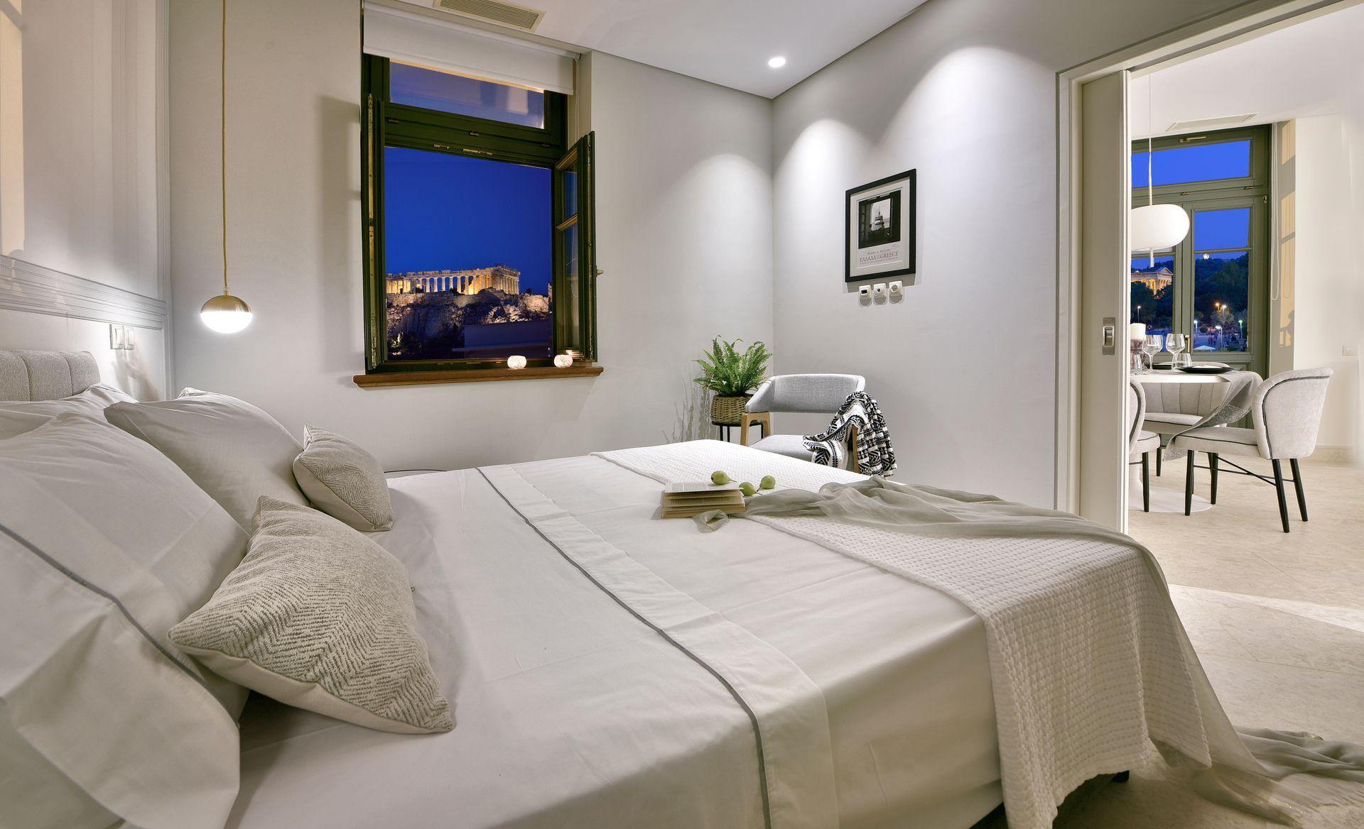 Thission Luxury Homes by K&K - Αθήνα ✦ 2 Ημέρες (1 Διανυκτέρευση) ✦ 2 άτομα ✦ Χωρίς Πρωινό ✦ έως 31/03/2022 ✦ Στο κέντρο της πόλης!