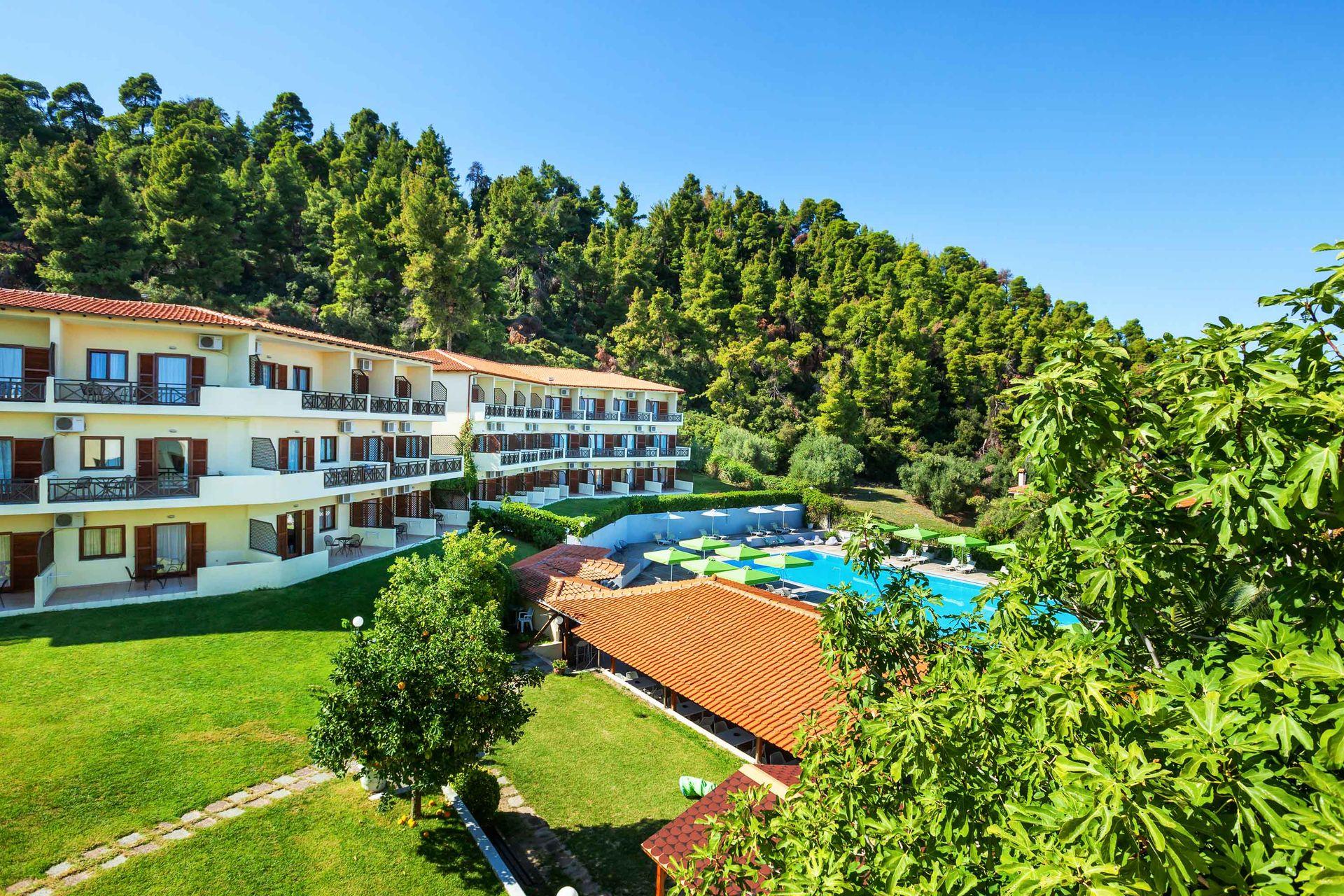 Palladium Hotel - Κρυοπηγή, Χαλκιδική ✦ -10% ✦ 4 Ημέρες (3 Διανυκτερεύσεις) ✦ 2 άτομα ✦ Ημιδιατροφή ✦ 13/09/2021 έως 30/09/2021 ✦ Κοντά στην παραλία!