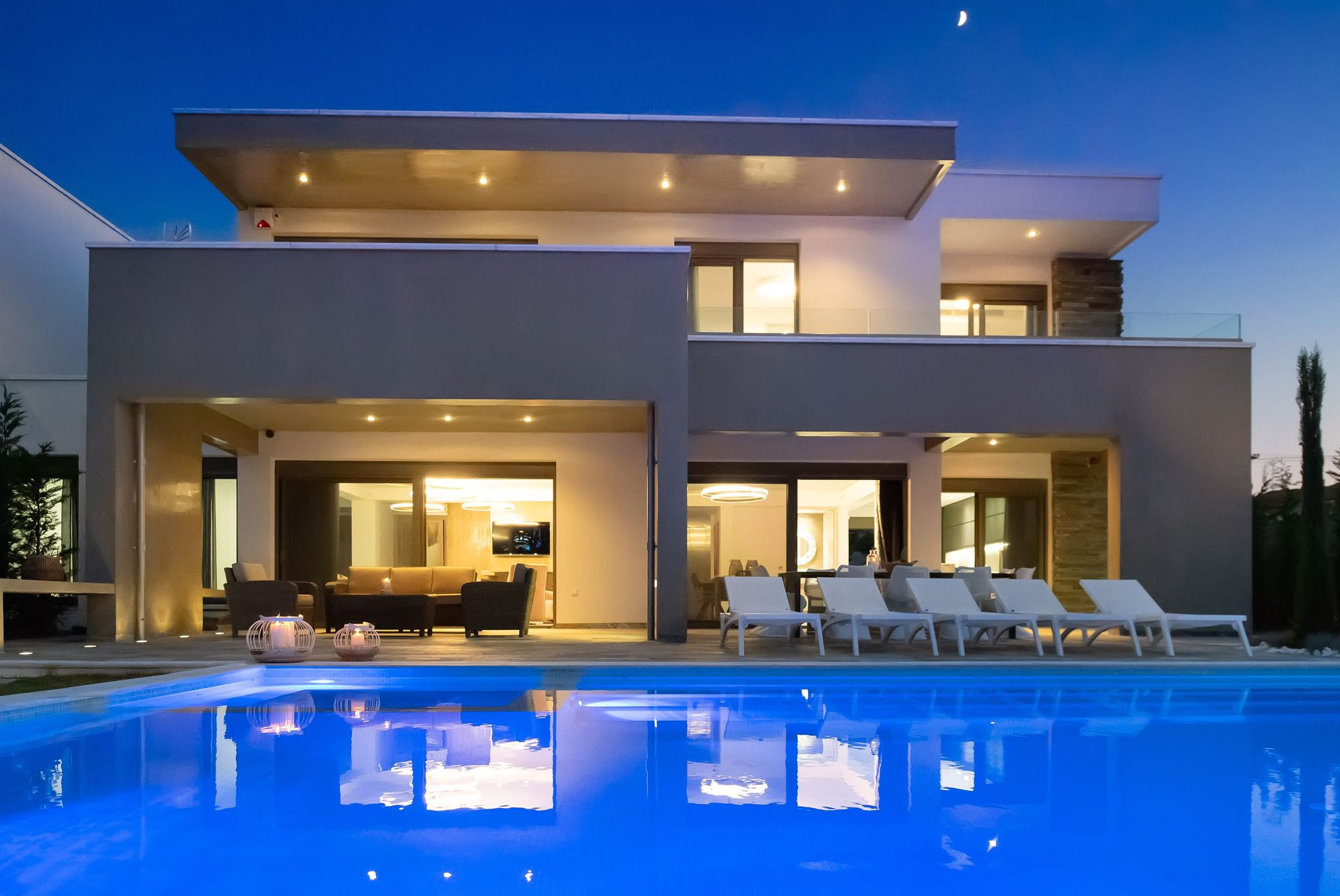 Kassandra Luxury Villas Chalkidiki - Πολύχρονο, Χαλκιδική ✦ 4 Ημέρες (3 Διανυκτερεύσεις) ✦ έως 8 άτομα ✦ Χωρίς Πρωινό ✦ 13/08/2021 έως 31/08/2021 ✦ Κοντά σε παραλία!