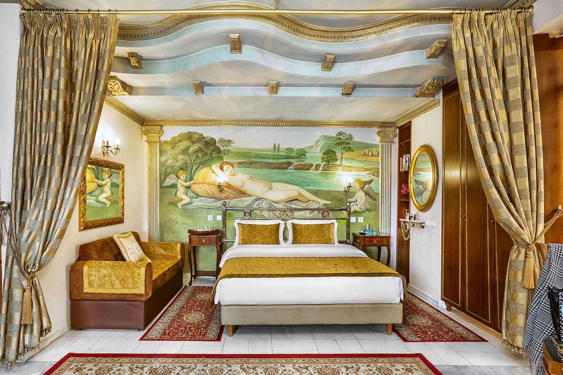 4* a.d. Imperial Palace Hotel - Θεσσαλονικη ✦ 2 Ημερες (1 Διανυκτερευση) ✦ 2 ατομα ✦ Πρωινο ✦ εως 30/04/2020 ✦ Free WiFi