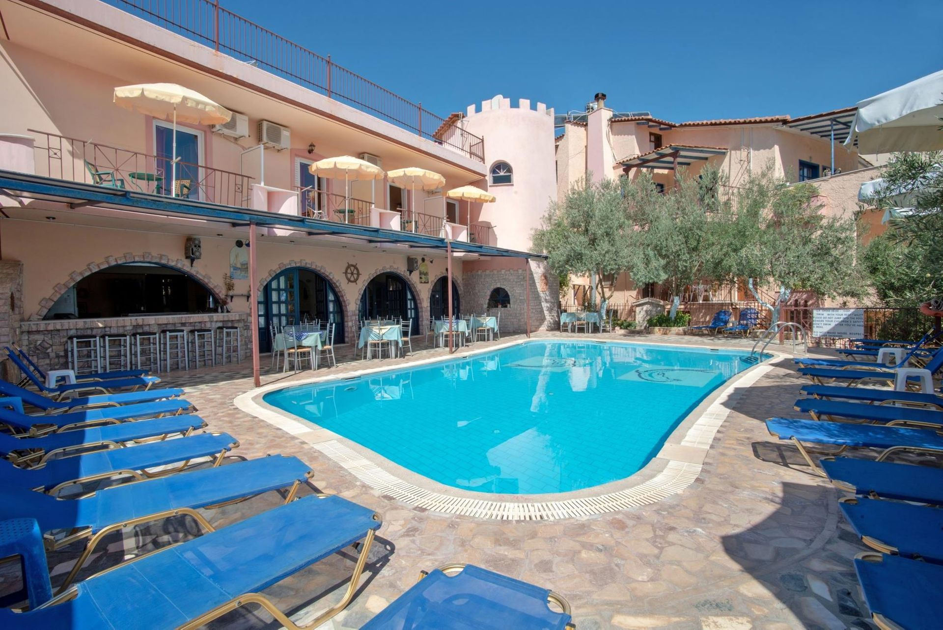 Kleoni Hotel & Apartments Tolo - Τολό ✦ 4 Ημέρες (3 Διανυκτερεύσεις) ✦ 2 άτομα ✦ Χωρίς Πρωινό ✦ 01/07/2021 έως 31/07/2021 ✦ Κοντά σε Παραλία!