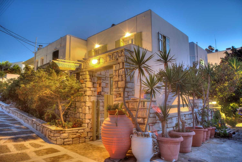 Leonardos Apartments - Πάρος ✦ 5 Ημέρες (4 Διανυκτερεύσεις) ✦ 2 άτομα ✦ Χωρίς Πρωινό ✦ 01/09/2021 έως 30/09/2021 ✦ Κοντά σε παραλία!