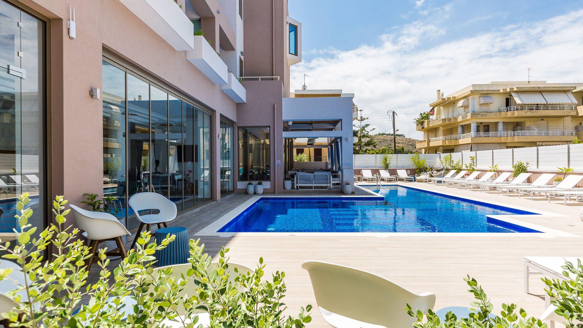 Menta City Boutique Hotel Crete - Ρέθυμνο, Κρήτη ✦ 2 Ημέρες (1 Διανυκτέρευση) ✦ 2 άτομα ✦ Πρωινό ✦ 01/09/2020 έως 25/09/2020 ✦ Free WiFi