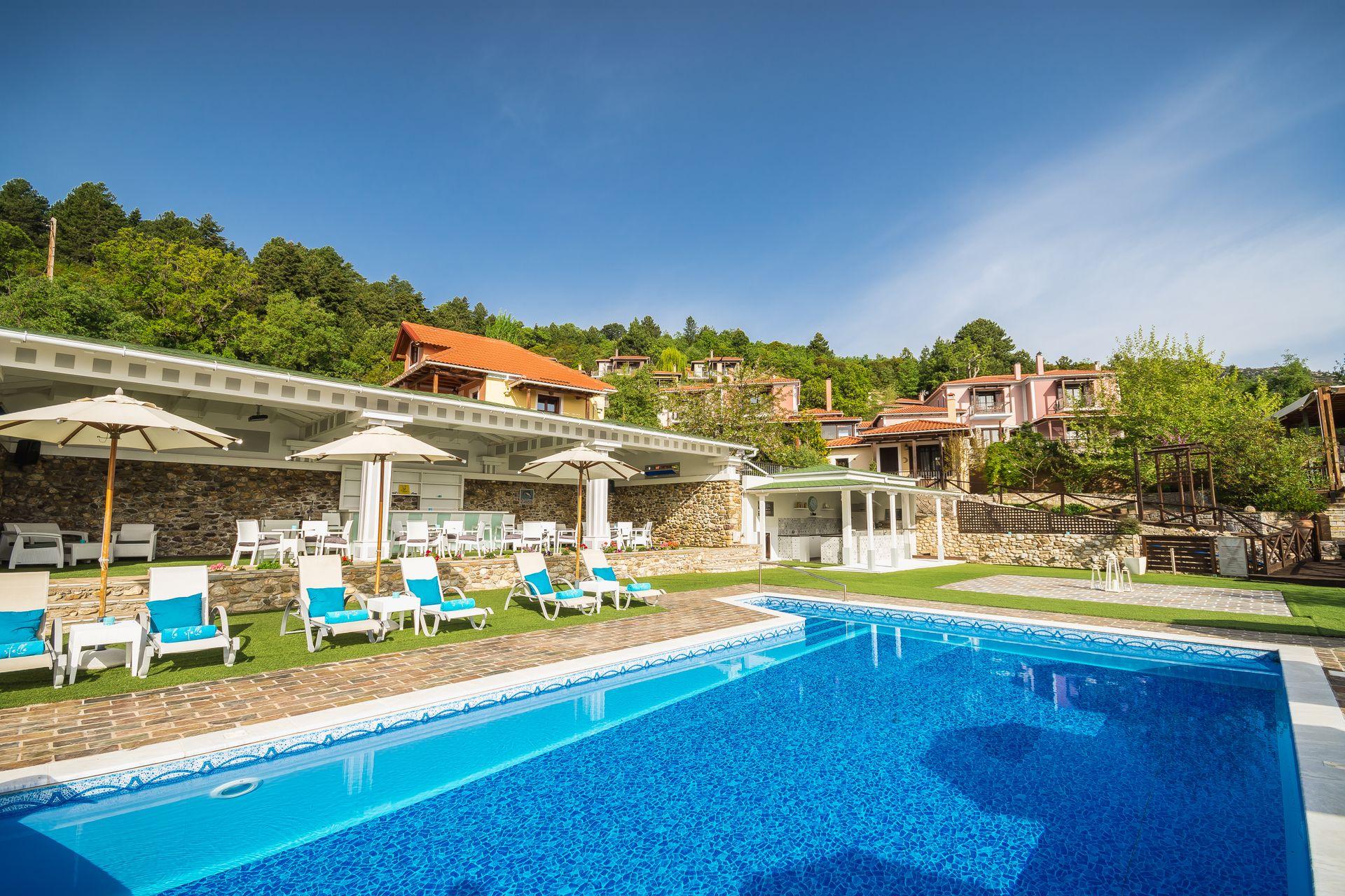 5* Ilaeira Mountain Resort - Ταϋγετος, Λακωνία εικόνα