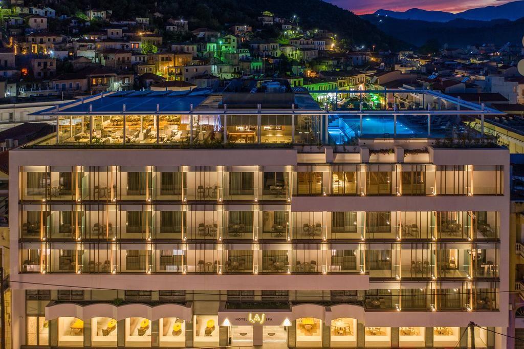 4* Las Hotel & Spa - Γύθειο ✦ 3 Ημέρες (2 Διανυκτερεύσεις) ✦ 2 άτομα + 1 παιδί έως 2 ετών ✦ Πρωινό ✦ 01/08/2021 έως 31/08/2021 ✦ Free Wi-Fi