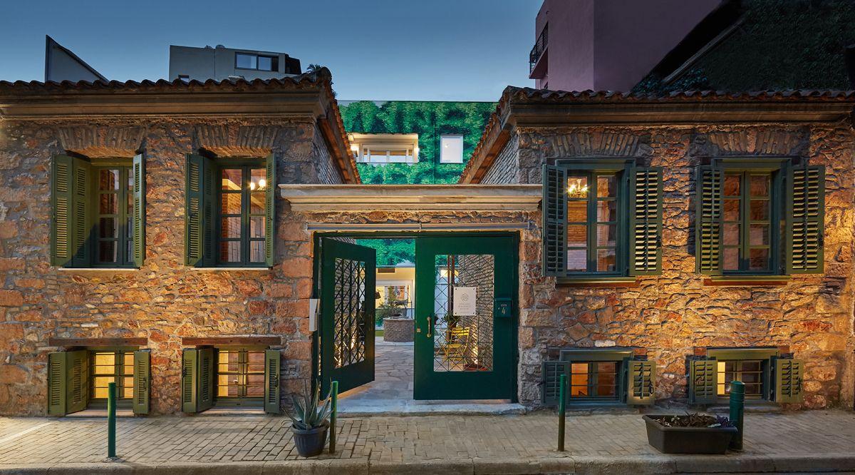 Athenian Residences - Αθήνα ✦ 2 Ημέρες (1 Διανυκτέρευση) ✦ έως 3 άτομα ✦ Πρωινό ✦ 01/06/2020 έως 30/09/2020 ✦ Στο κέντρο της πόλης!