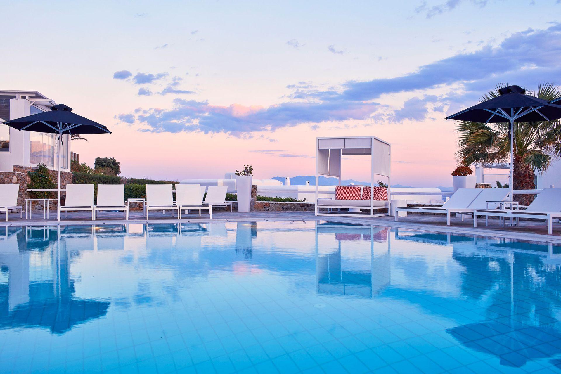 5* Archipelagos Hotel - Μύκονος ✦ 2 Ημέρες (1 Διανυκτέρευση) ✦ 2 άτομα ✦ Πρωινό ✦ 20/07/2020 έως 20/09/2020 ✦ Κοντά στην παραλία!