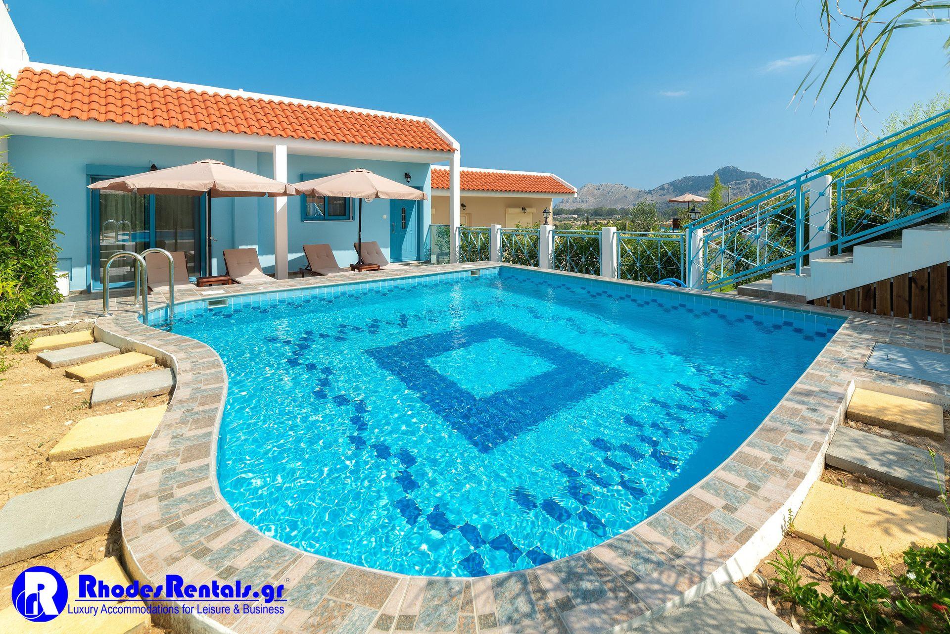 Kolymbia Dreams Luxury Apartments Rhodes - Κολύμπια, Ρόδος ✦ 2 Ημέρες (1 Διανυκτέρευση) ✦ 5 άτομα ✦ Χωρίς Πρωινό ✦ 01/09/2020 έως 30/09/2020 ✦ Free WiFi