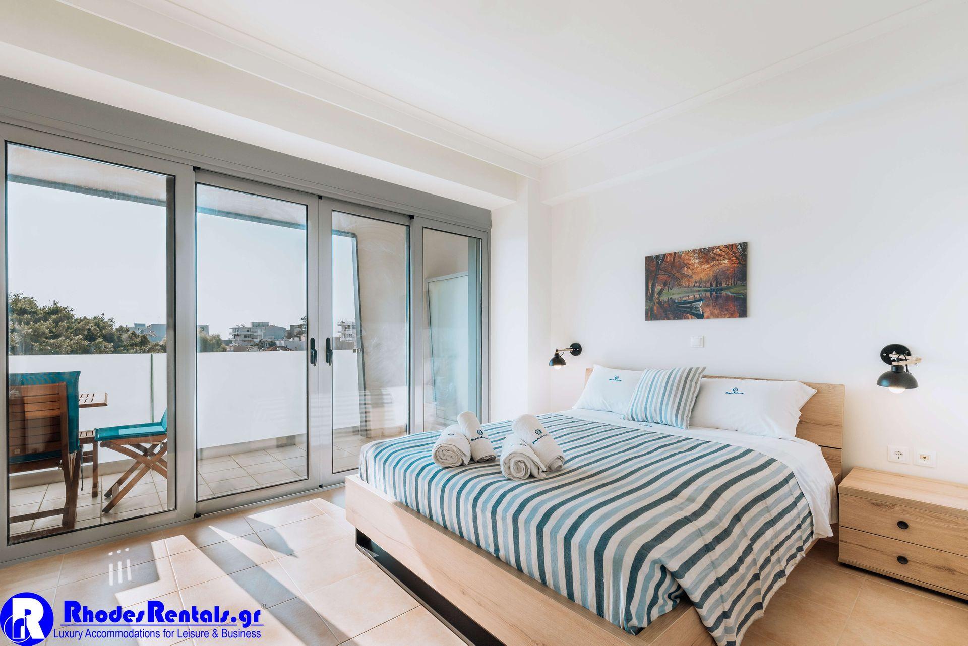 Rhodes Port Haven Suite - Ρόδος ✦ 2 Ημέρες (1 Διανυκτέρευση) ✦ 2 άτομα ✦ Χωρίς Πρωινό ✦ 01/09/2020 έως 30/09/2020 ✦ Free WiFi