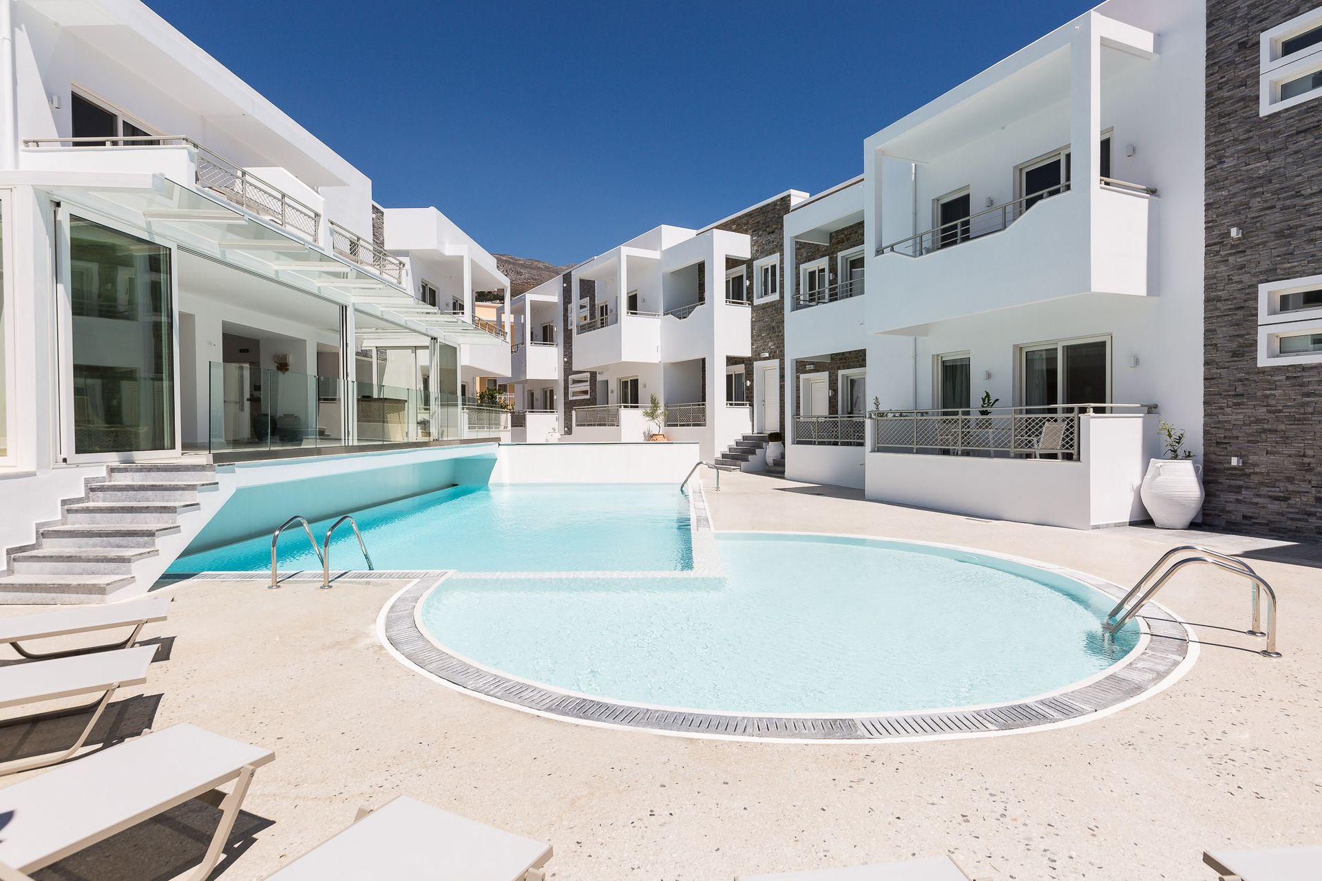 Cyano Hotel Plakias - Ρέθυμνο, Κρήτη ✦ 3 Ημέρες (2 Διανυκτερεύσεις) ✦ 2 άτομα ✦ Πρωινό ✦ 01/09/2020 έως 30/09/2020 ✦ Free WiFi