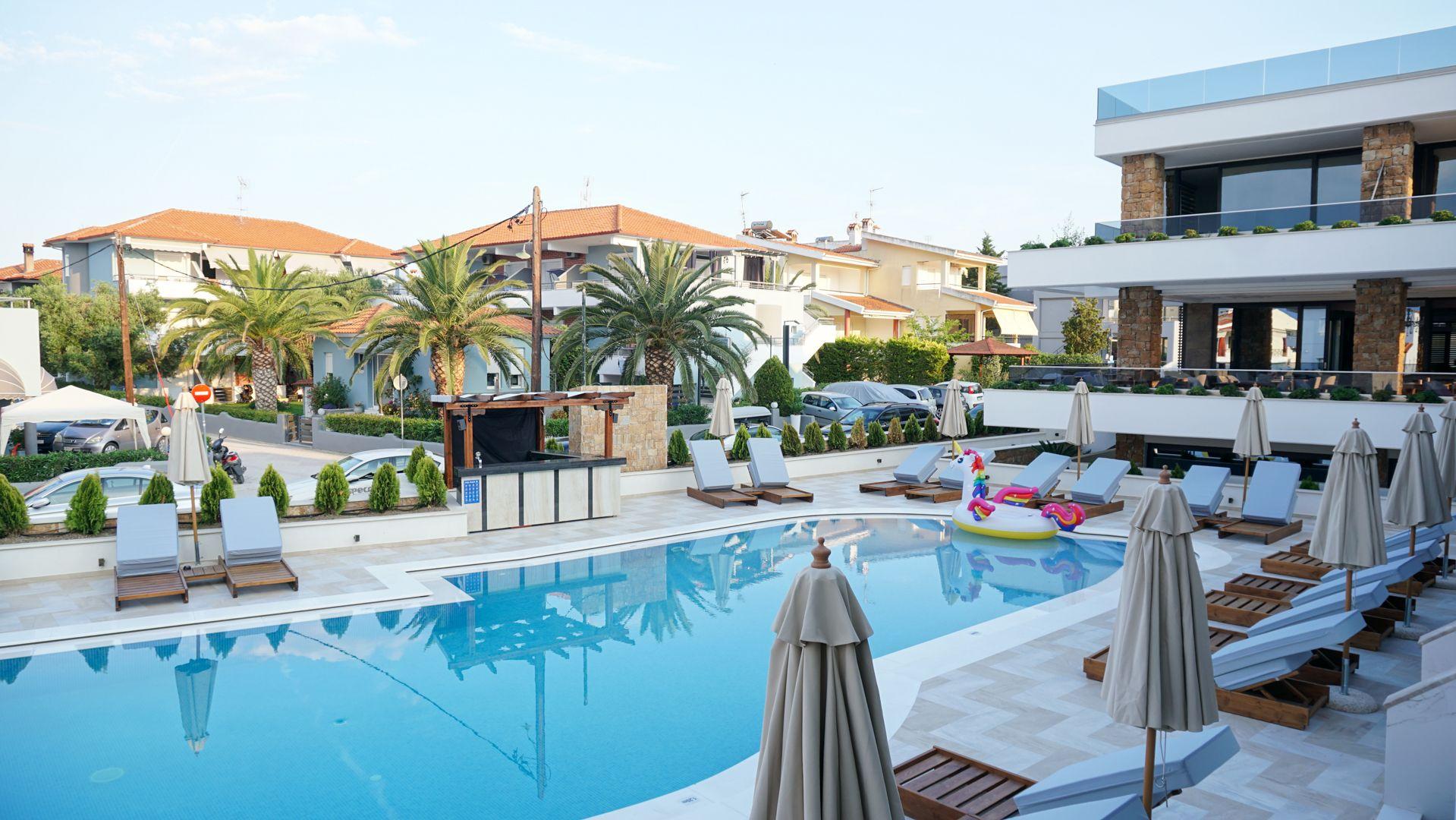 Agnes Deluxe Hotel - Κασσάνδρα, Χαλκιδική εικόνα