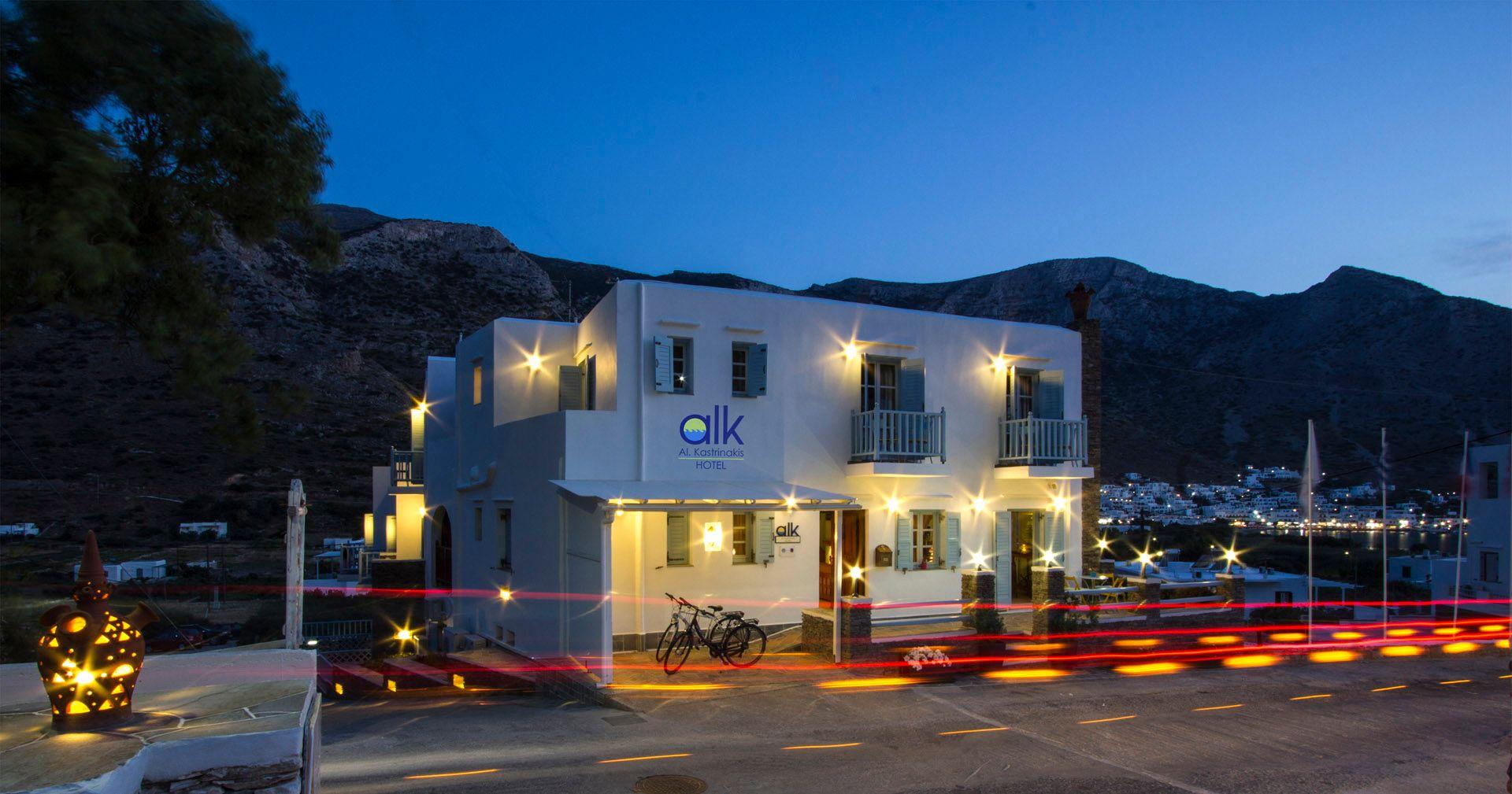 Alk Hotel Sifnos - Σίφνος ✦ 2 Ημέρες (1 Διανυκτέρευση) ✦ 2 άτομα ✦ Πρωινό ✦ 01/09/2020 έως 20/09/2020 ✦ Δωρεάν μεταφορά από/προς το αεροδρόμιο