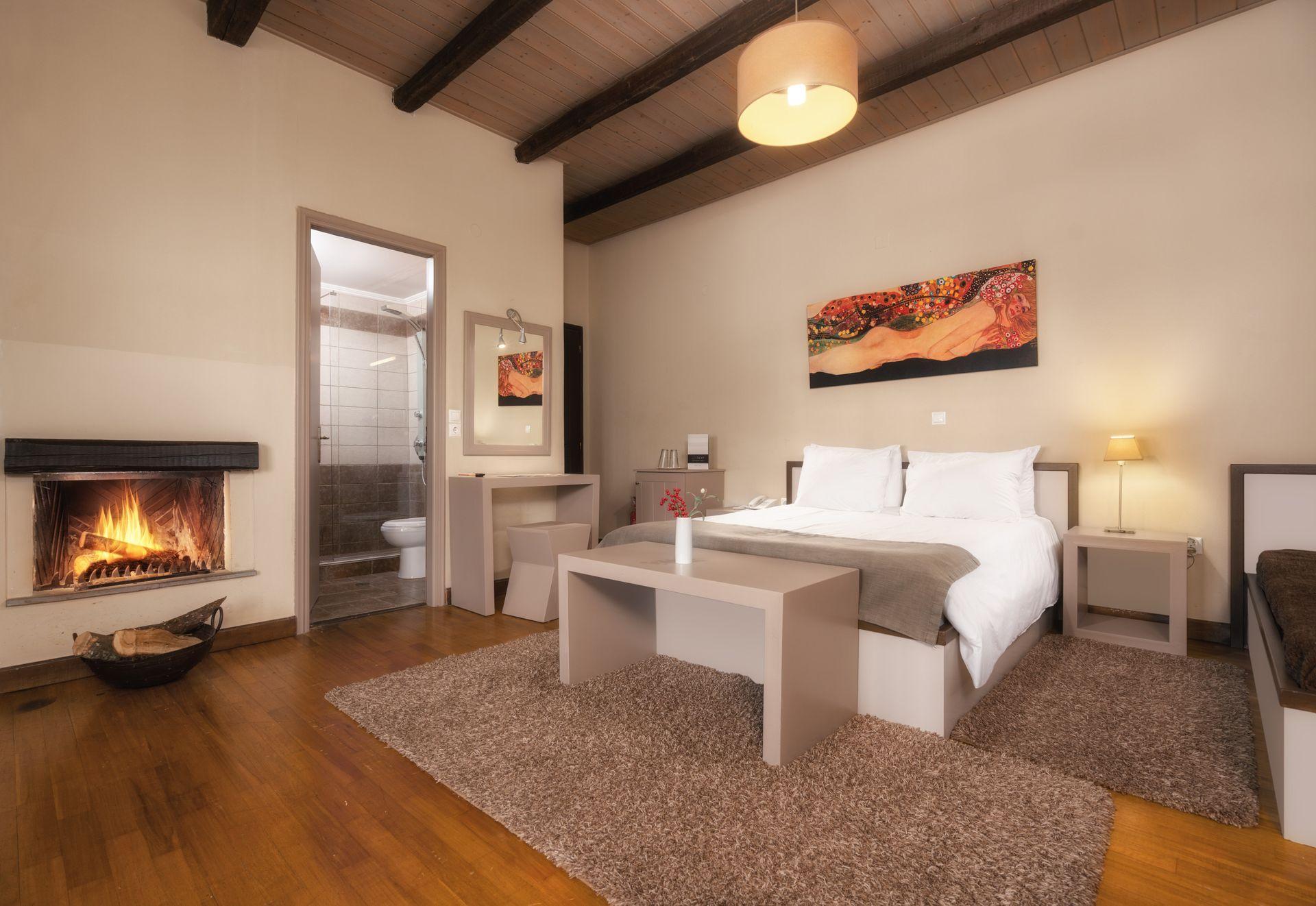 Gefyri Hotel - Κόνιτσα ✦ 2 Ημέρες (1 Διανυκτέρευση) ✦ 2 άτομα + 1 παιδί έως 5 ετών ✦ Πρωινό ✦ έως 06/01/2021 ✦ Υπέροχη Τοποθεσία!