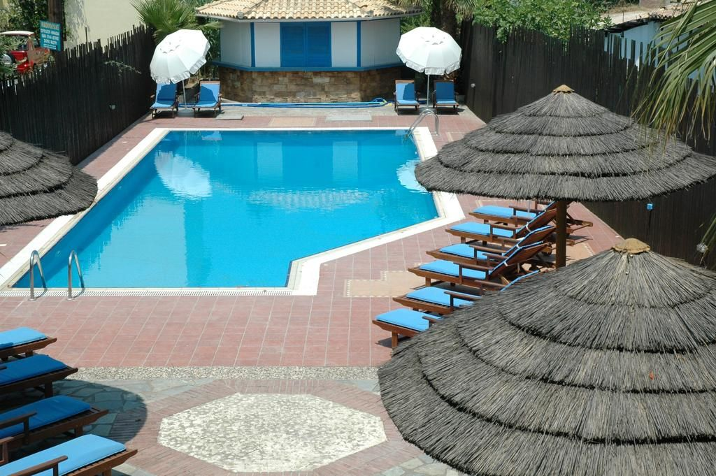 Santa Maura Studios & Apartments Lefkada - Λευκάδα ✦ 4 Ημέρες (3 Διανυκτερεύσεις) ✦ 2 άτομα + 1 παιδί έως 11 ετών ✦ Χωρίς Πρωινό ✦ 01/07/2021 έως 31/07/2021 ✦ Κοντά σε παραλία!