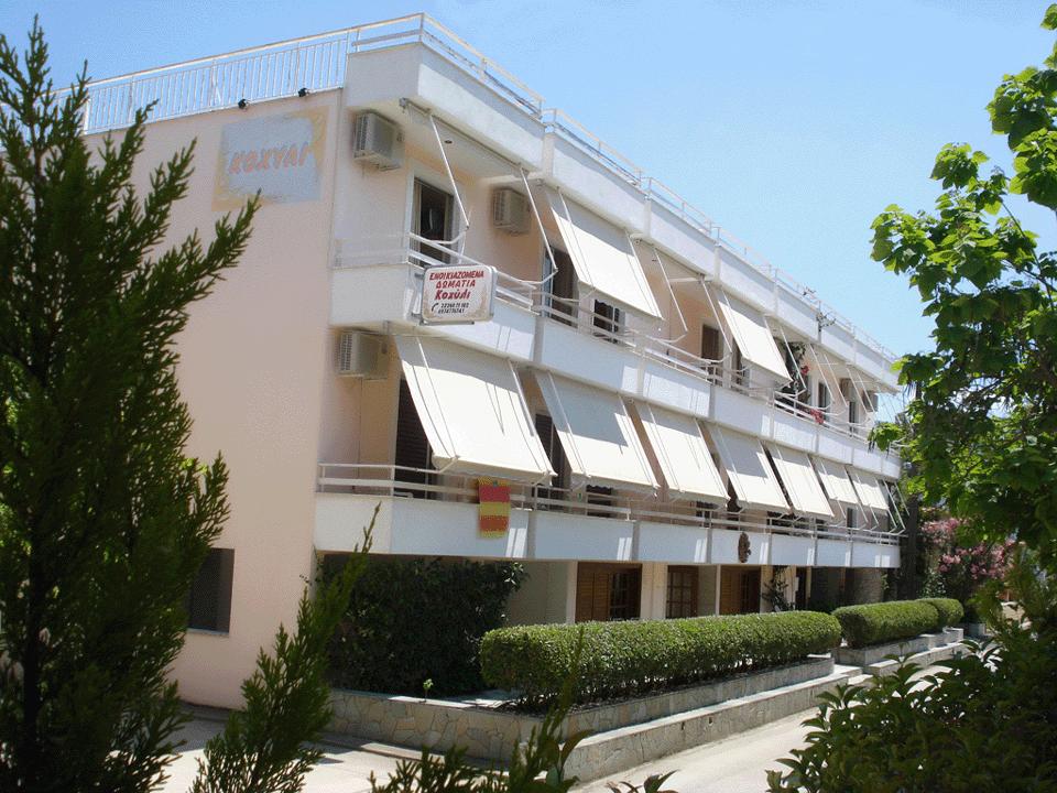 Kochili Apartments - Νέος Πύργος, Εύβοια ✦ 3 Ημέρες (2 Διανυκτερεύσεις) ✦ 2 άτομα ✦ Χωρίς Πρωινό ✦ 01/09/2021 έως 30/09/2021 ✦ Κοντά σε παραλία!